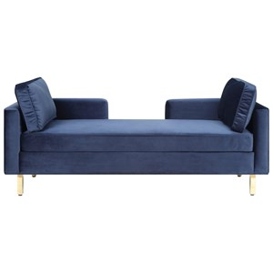 Donny Osmond Home Accent Seating Double Chaise