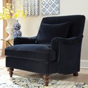 Donny Osmond Home Accent Seating Upholstered Chair - Item Number: 902899