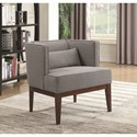 Donny Osmond Home Accent Seating Mid-Century Modern Accent Chair