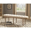 Donny Osmond Home Accent Seating Bench - Item Number: 910174