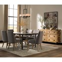 Donny Osmond Home Antonelli Casual Dining Room Group - Item Number: 10646 Casual Dining Group 2