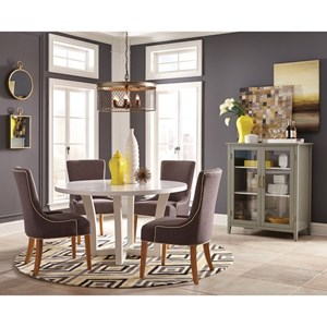 Donny Osmond Home Caprice Casual Dining Room Group