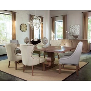 Donny Osmond Home Florence Casual Dining Room Group