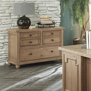 Donny Osmond Home Florence File Cabinet