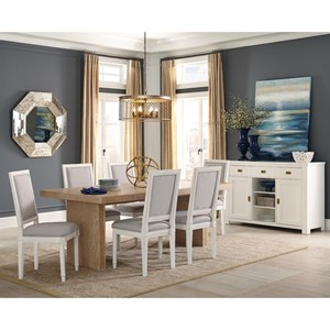 Donny Osmond Home Hampshire Casual Dining Room Group