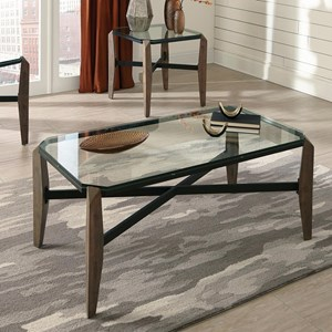 Donny Osmond Home Home Accents Coffee Table