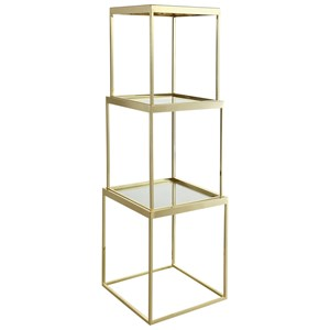 Donny Osmond Home Home Accents Etagere