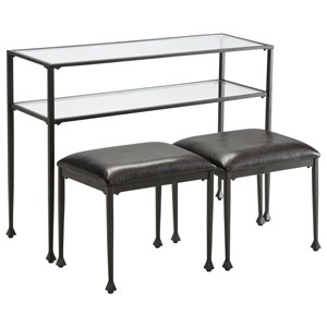 Donny Osmond Home Home Accents Console Table