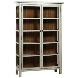 Dovetail Furniture Anna Vitrine