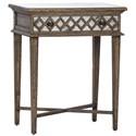 Dovetail Furniture Blake Side Table - Item Number: DOV2386