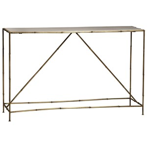 Dovetail Furniture Calais Console Table