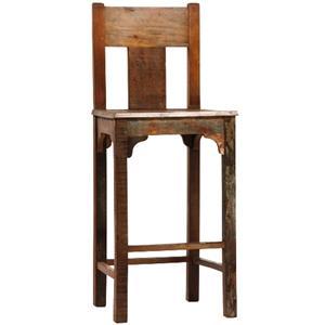 Dovetail Furniture Nantucket Bar Chair