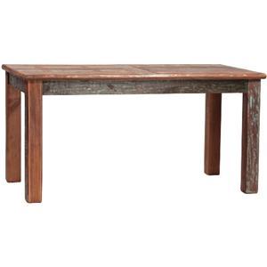 Dovetail Furniture Nantucket Nantucket Sq Leg Dining Table