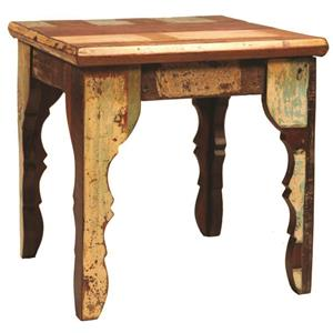 Dovetail Furniture Dovetail End Table