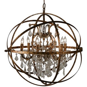 Dovetail Furniture Lighting Nice Chandelier
