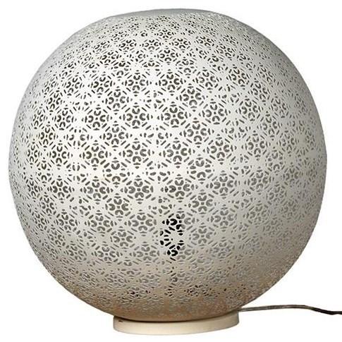 Tollan Table Lamp- Round