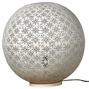 Tollan Table Lamp- Round
