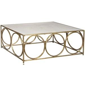 Dovetail Furniture Living Wharton Coffee Table