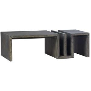 Dovetail Furniture Living Kuzco Coffee Table