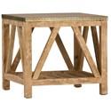 Dovetail Furniture Living Clifton Side Table - Item Number: DOV3502