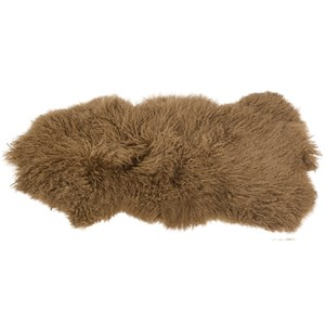 Dovetail Furniture Mohair Mohair Beige Rug