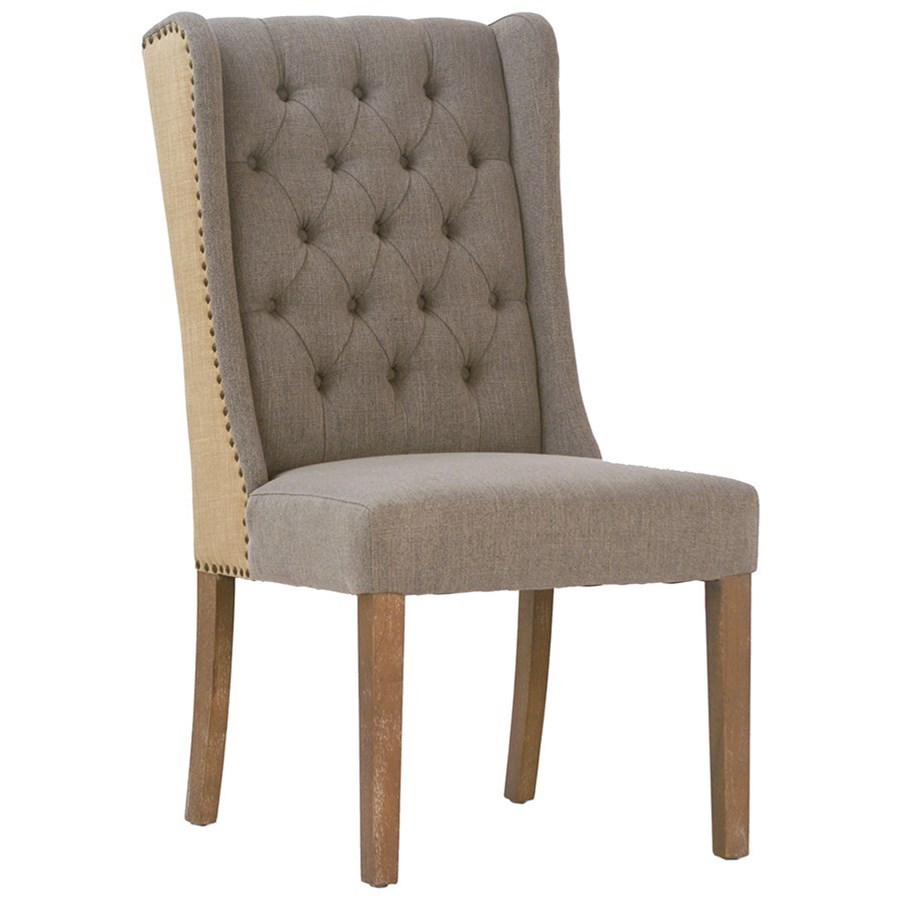Kaitlyn S Kreations Reilly Reilly Upholstered Dining Chair Sprintz Furniture Dining Side Chairs