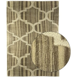 Dovetail Furniture Rugs Bengali Rug 6 X 9