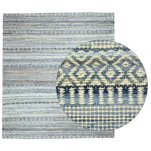 Dovetail Furniture Rugs Gurla Rug 8 x 10
