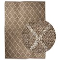 Dovetail Furniture Rugs Gati Rug 8 x 10 - Item Number: DOV7907