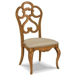 Drexel European Market Gentry Side Chair
