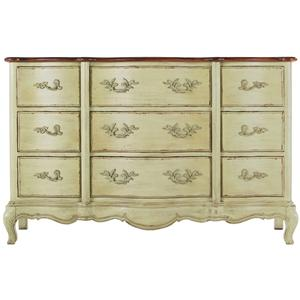 Drexel Heritage® At Home in Belle Maison Dresser of Treasures