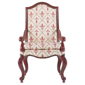 Drexel Heritage® At Home in Belle Maison The Parlor Arm Chair