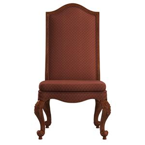 Drexel Heritage® At Home in Belle Maison The Parlor Side Chair