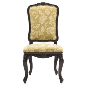 Drexel Heritage® At Home in Belle Maison Royal Side Chair