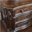 Drexel Heritage® Casa Vita Marino Night Stand - Detail of front