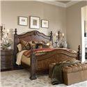 Drexel Heritage® Casa Vita Marino Night Stand - Shown with Esposito Bed