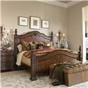 Drexel Heritage® Casa Vita Queen Esposito Bed