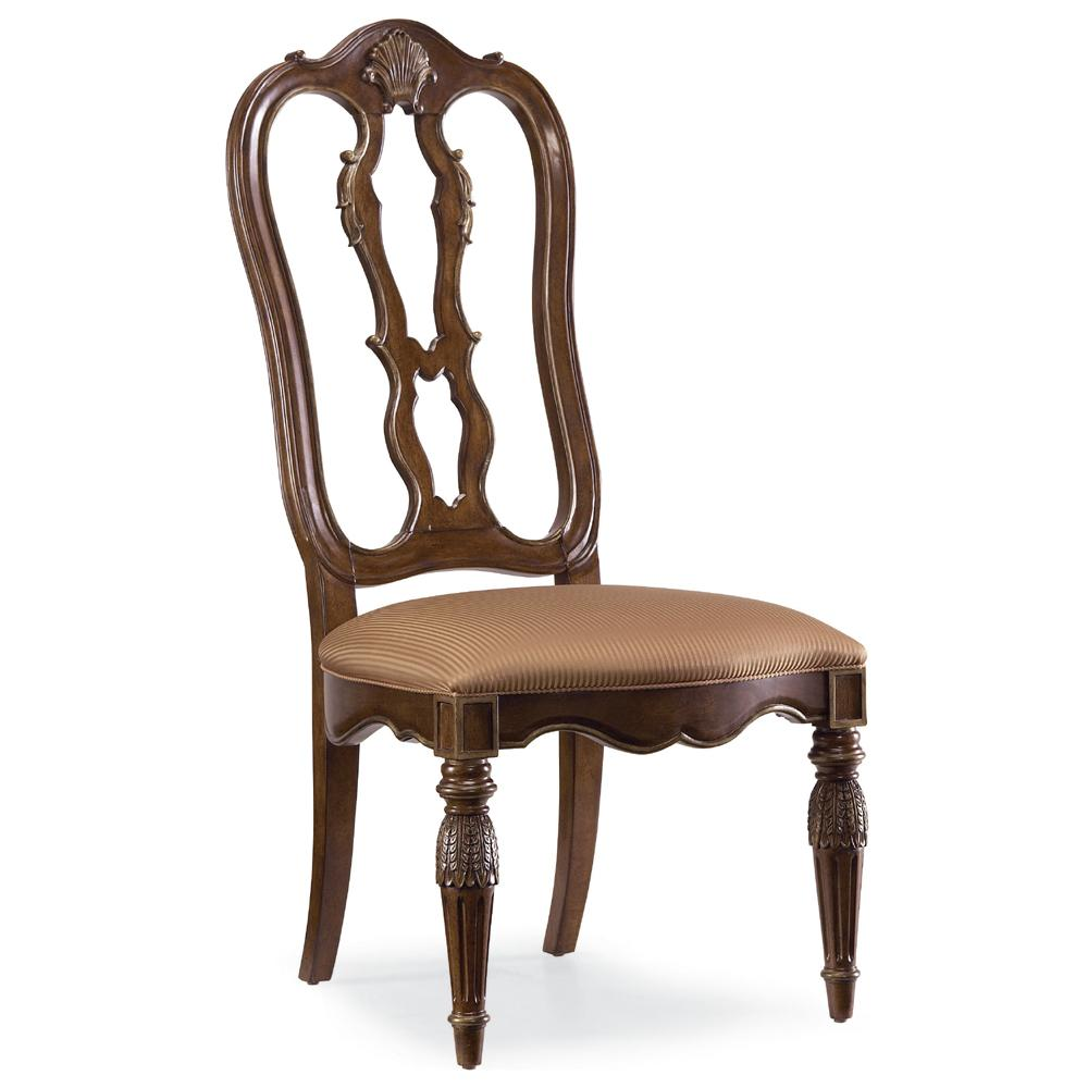Drexel Heritage® Casa Vita Rossi Side Chair - Item Number: 875-721