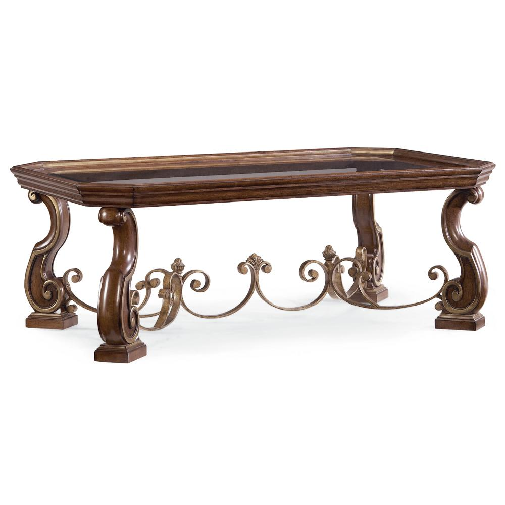 Drexel Heritage® Casa Vita Lombardi Cocktail Table - Item Number: 875-800