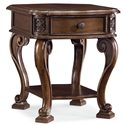 Drexel Heritage® Casa Vita Russo End Table - Item Number: 875-840