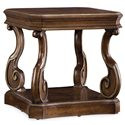 Drexel Heritage® Casa Vita Conti Side Table - Item Number: 875-841
