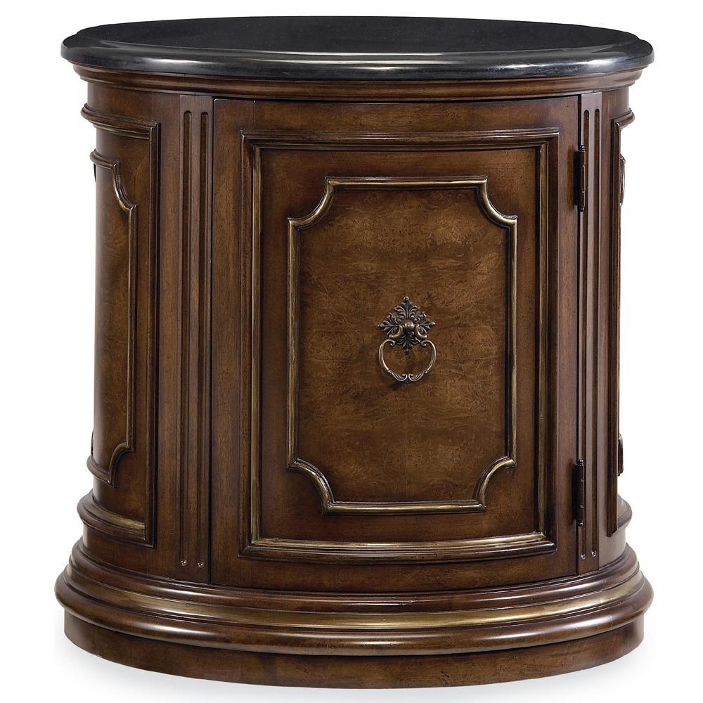 Drexel Heritage® Casa Vita Rizzo Commode w/ Black Granite Top - Item Number: 875-842