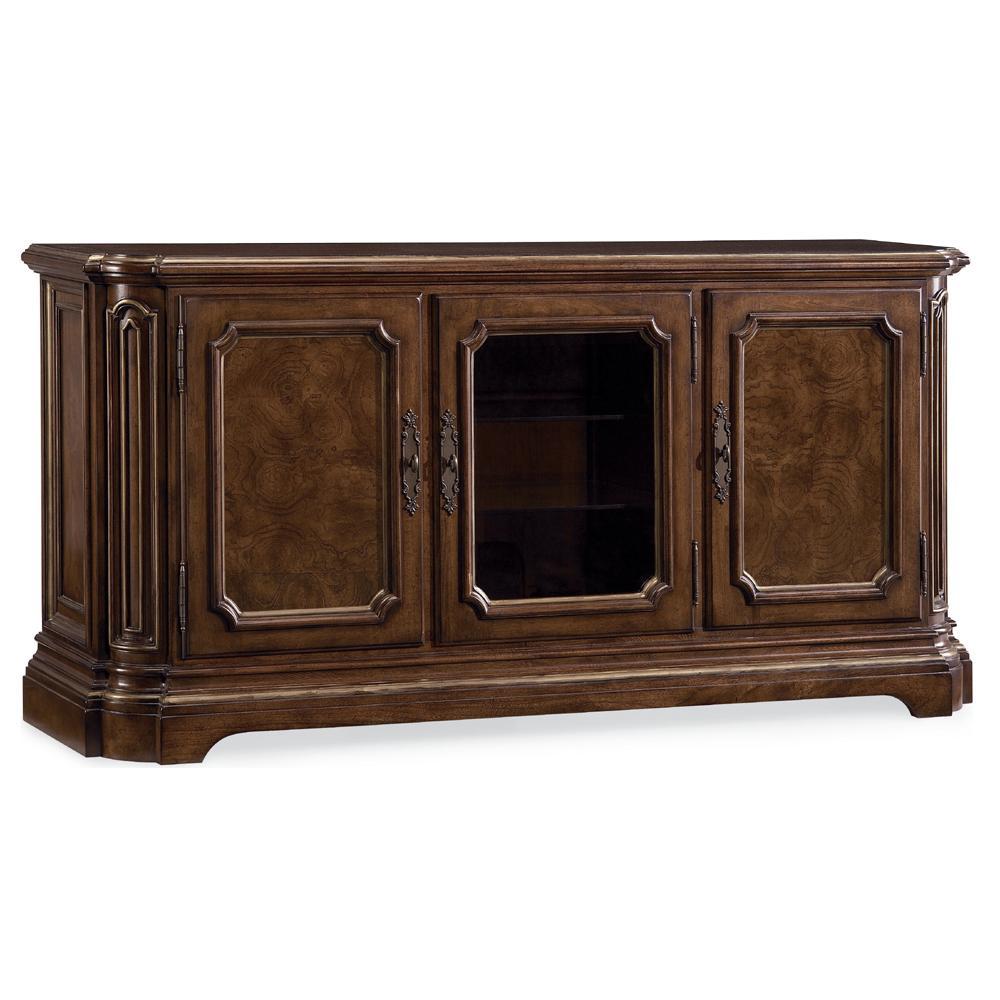 Drexel Heritage® Casa Vita Deluca Plasma Console - Item Number: 875-920
