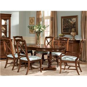Drexel Heritage® Delshire Seven Piece Dining Set