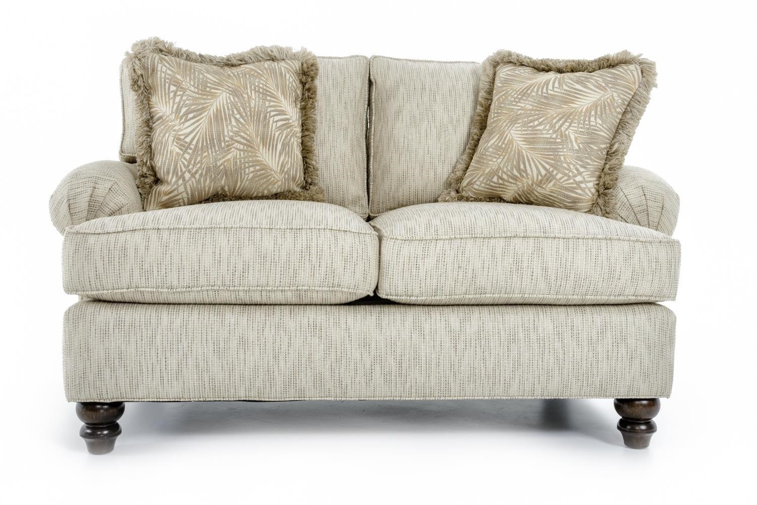 Drexel Heritage® Drexel Heritage Upholstery Holloway Loveseat - Item Number: D70-LS