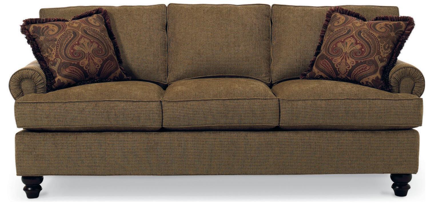 Drexel Heritage® Drexel Heritage Upholstery Holloway Sofa - Item Number: D70-S