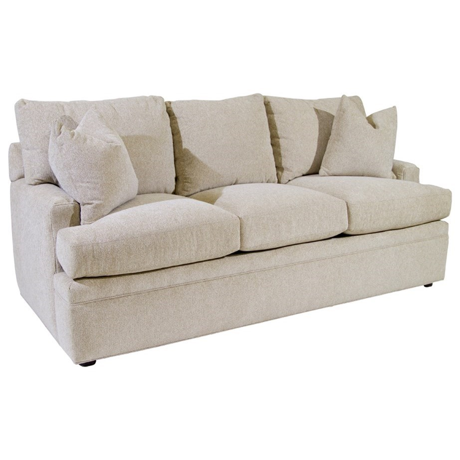 Drexel Heritage Upholstery Holloway Stationary Sofa