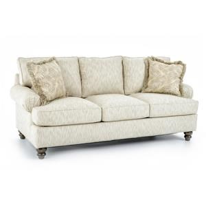 Drexel Drexel Heritage Upholstery Holloway Sleep Sofa