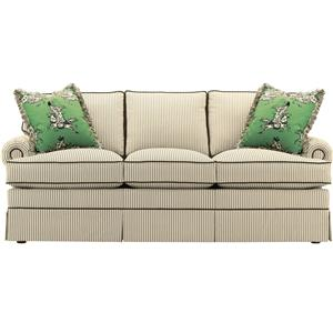 Drexel Heritage® Drexel Heritage Upholstery Holloway Sleep Sofa