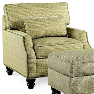 Drexel Heritage® Drexel Heritage Upholstery Marcello Chair Petite